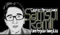 Catatan Pengadaan Barang/Jasa Samsul Ramli